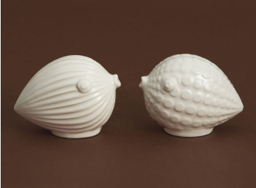 Fish salt and pepper dispensers: how can you not smile?