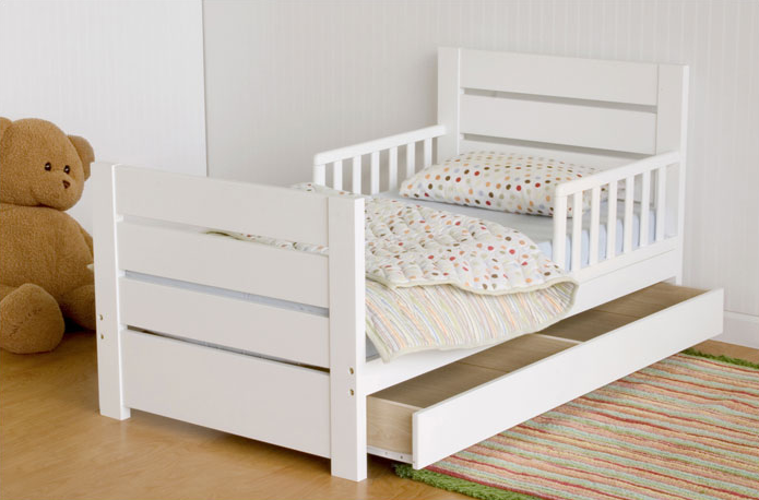 Toddler beds images pictures photos - Toddler beds with drawers ...