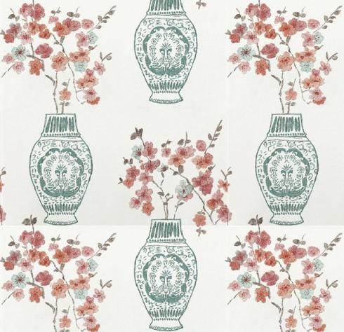 Celadon Vase wallpaper