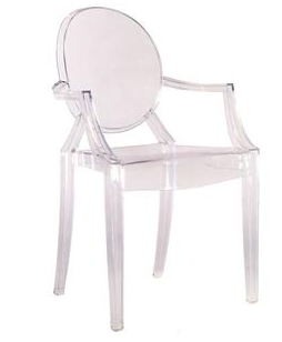 Louise ghost chair