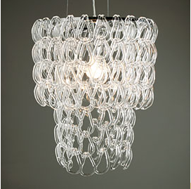 Z Gallerie chandelier