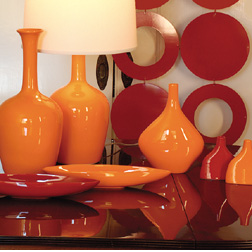 Wingard vases