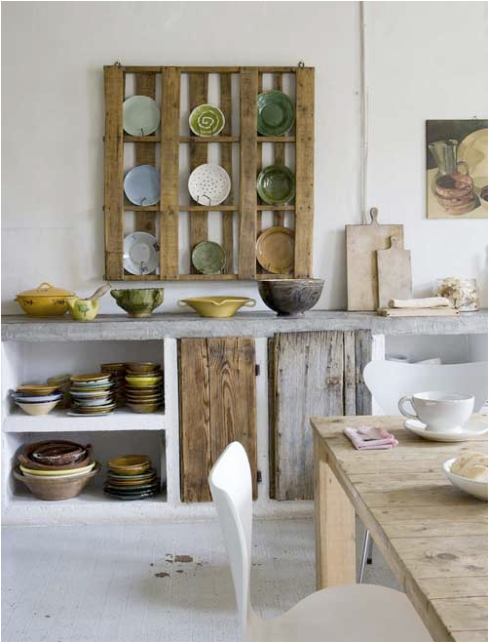 Olive - Lombardy kitchen