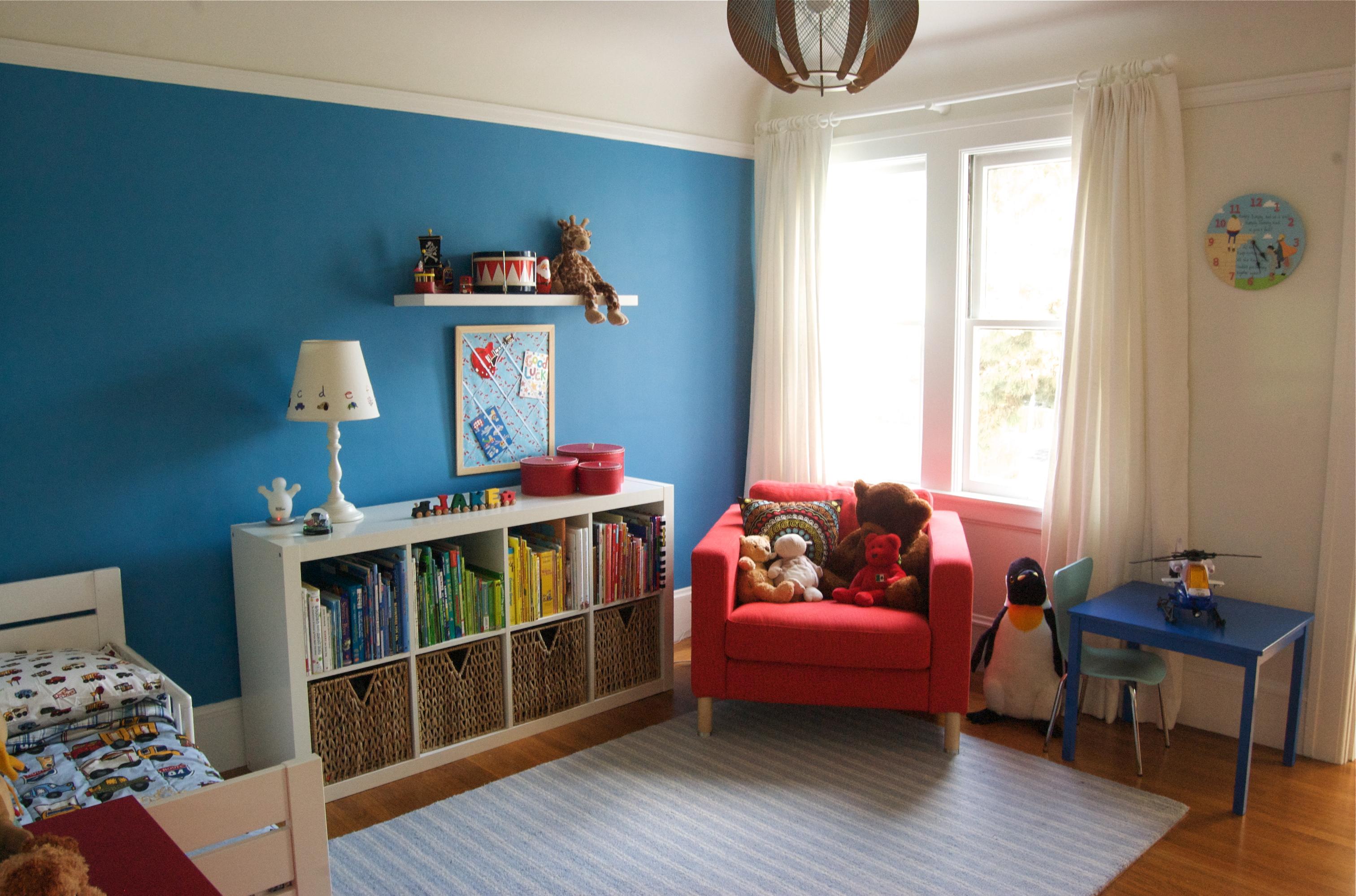 23 Excellent Toddler Boy Room Ideas | CreativeFan