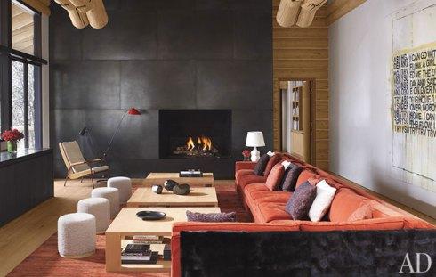 Aspen ski home
