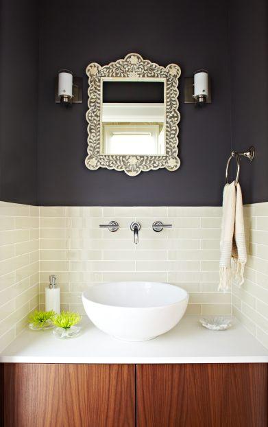 Powder-room-inlay-mirror-charcol-wall